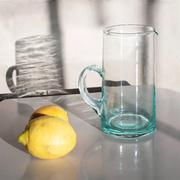 Glaskrug 'Beldi' für Eistee