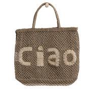 Natürlicher Shopper 'Ciao'