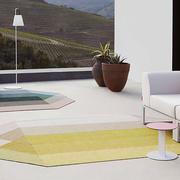Ausdrucksstark: Teppich 'Diamond' in Farben