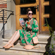 Luftiges Sommerkleid mit Paisley