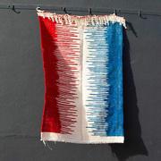 Tricolore: Kelim-Teppich 'Ventura'