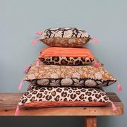 Kissen 'Leopard'