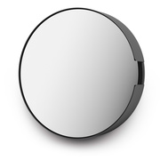 Runder Schlüsselkasten mit Spiegel