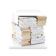 Bücherregal und Nachttisch 'Ptolomeo x4 Short'