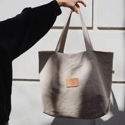 Natürlicher Baumwoll-Shopper von 'Marin et Marine'