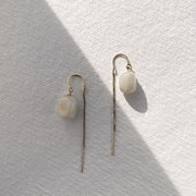 Aus der Schweiz: Ohrhänger von 'Baiushki'