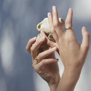Ring 'Yerera Big' von Baiushki