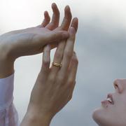 Ring 'Yerera Small' von Baiushki