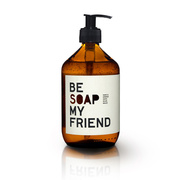 Hand- & Körperseife 'Be Soap My Friend'