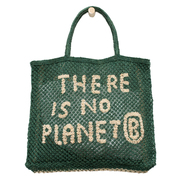 Natürlicher Shopper 'There is No Planet B'