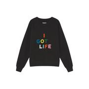 Nachhaltiges Statement-Sweatshirt