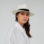 Wunderschöner Panama-Strohhut von 'Risa'