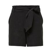 Natürliche Shorts von 'Selected Femme' in Schwarz
