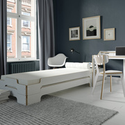 Doppelbett: Stapelliege 'Komfort' im Duo