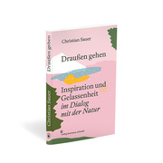 Entspannung: Buch 'Draussen gehen'