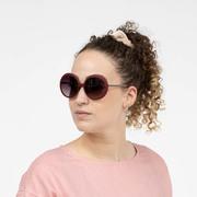 Hochwertige runde Sonnenbrille von 'Götti'