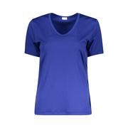 Liebstes Baumwollshirt von 'Zimmerli' in Blau