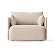 Einsitzer-Sofa Offset von 'Menu'
