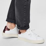 Lieblings-Sneakers mit feinem Kontrast
