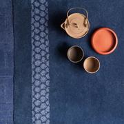 Handgetufteter Teppich 'Jie'