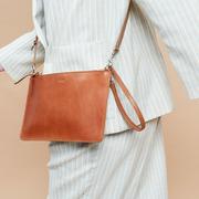 Clevere Mini-Bag in Braun oder Schwarz
