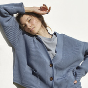 Slow Fashion: 'The Knotty Ones'-Cardigan