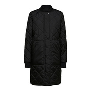 Gesteppter Mantel aus recyceltem Polyester