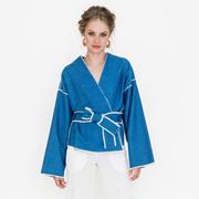 'Leftover Denim Kimono'
