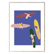 Illustration 'Surfers'