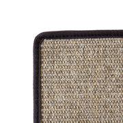 Teppich 'Dry' aus Sisal- und Haargarn