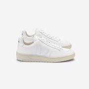 Fair-Fashion: 'Veja V-12'-Sneaker in Offwhite