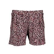 Loungewear-Shorts mit Leoprint von 'Zimmerli'