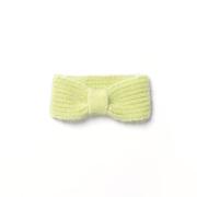 Weichwarmes Stirnband in Statementfarbe