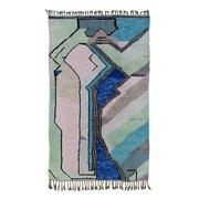Handgeknüpfter Teppich 'Grafon'