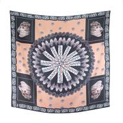 Peace Silk Foulard mit Print
