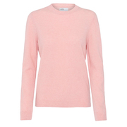 Perfekter Merino-Pulli in Faded Pink oder Navy