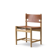 'The Spanish Dining Chair' ohne Armlehnen