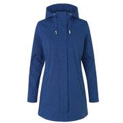 Zuverlässig und schön: Softshell-Raincoat