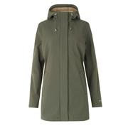 Zuverlässig und cool: Softshell-Raincoat