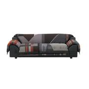 Sofa 'Vlinder' mit passendem Überwurf