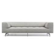 Klassisches Sofa 'Delphi' in Wollstoff