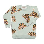 Kids-Sweater mit Chamäleon von 'Mimi & Bart'