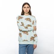 Chamäleon-Sweater für Erwachsene von 'Mimi & Bart'