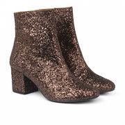 Wunderschöne Glitter-Booties von 'Angulus'