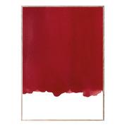 Kalligrafie: Bild 'Ensõ – Red I'