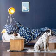 Bettwäsche mit Artischocken-Print