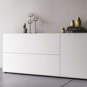 Grosses Sideboard 'Nex Pur Box'
