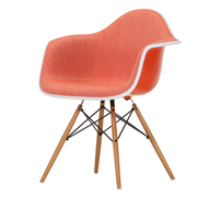 'Eames Plastic Chairs DAW' mit Vollpolster