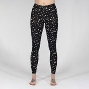 Print-Leggins 'Moon and Stars'