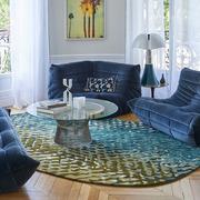 Wie eine Spiegelung: Teppich 'Apidea'
